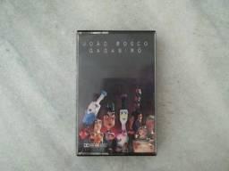 Fita Cassete João Bosco-Gagabirô 1984
