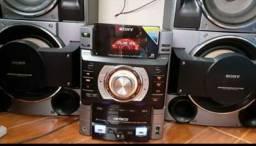 Som Sony Genezi MHC GTR8