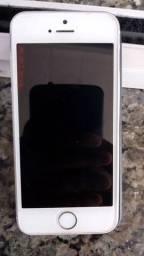 IPhone 5s com caixa fone e carregador original