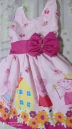 Vestido infantil temático