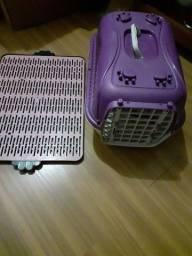 Caixa transporte e caixa higiênica para Pet
