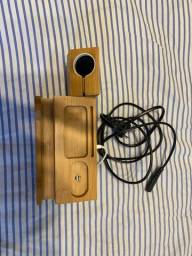 Dock para IPhone, Apple Watch e AirPods