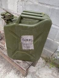 Galão de combustivel militar 20L