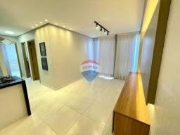 Apartamento com 02 quartos, todo projetado. Próximo ao Parque Parahyba 2.