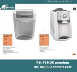 purificador de água compressor