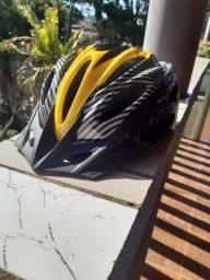 Capacete para ciclista