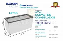 Freezer Expositor Horizontal Metalfrio