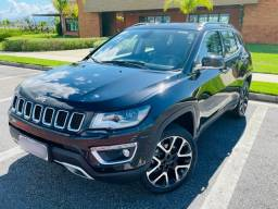 JEEP COMPASS 2.0 LIMITED DIESEL 4x4 APENAS 12.700 KM 2019