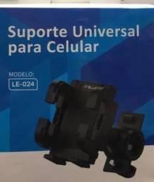 Suporte Universal de celular para moto