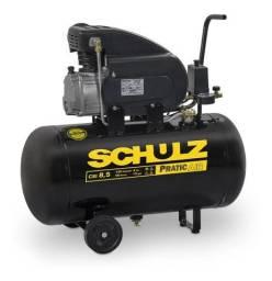 Compressor De Ar Elétrico Schulz Pratic Air Csi 8.550 127v