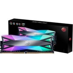 16GB Memoria XPG DDR4 3000MHZ RGB 2X8GB