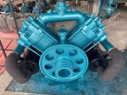 Compressor Work Air