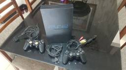 PlayStation 2 fat desbloqueado Matrix