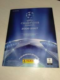 Álbum figurinhas UEFA Champions League 2006-2007
