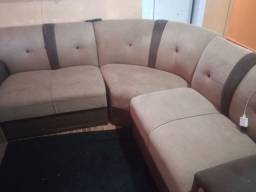 Vendo um jogo de sofá semi-novo