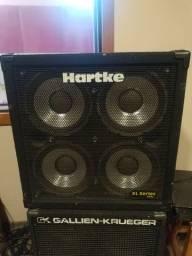 Caixa de baixo Hartke Xl Series