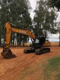 Escavadeira hidráulica Case CX220C