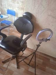Cadeira de make e Ring