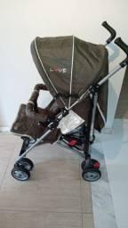 Carrinho para bebê e criança até 15 kg
