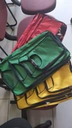 Porta sacolas para supermercados e lojas