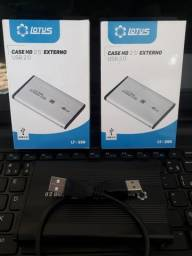 HD externo 500 GB