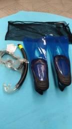 Kit Snorkel Adulto Tribord 39/40