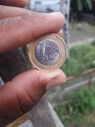 Vendo ou troco.  moedas lindas