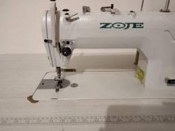 Máquina de costura Reta Industrial Direct Drive Zoge