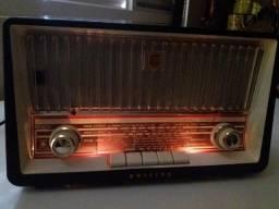 Radio Antigo Valvulado Philips
