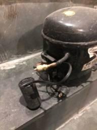 Compressor de freezer