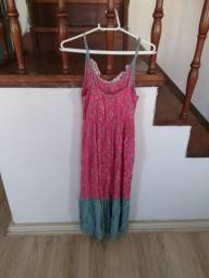 Vestido da Maria Filó (tamanho P)