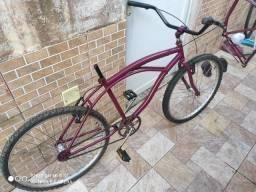 Bicicleta aro 26 usada revisada