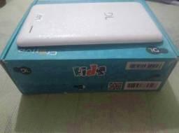 Tablet DL Kids - Tela quebrada