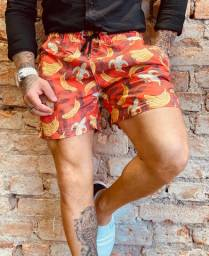 Short / bermuda Per Pochi masculino estampado