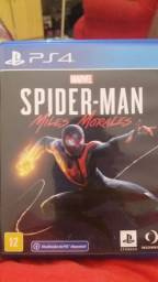 Vendo Spider man miles morales ps4
