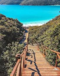 Temporada em Arraial do Cabo, RJ