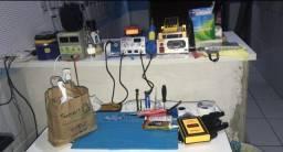 Repasse de equipamentos e acessorios pra celular