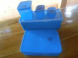 Kit freezer time tupperware