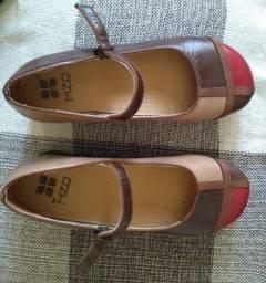 Sapato estilo boneca MZQ