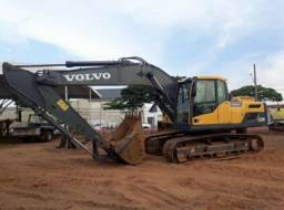 Escavadeira volvo ec220dl 2018