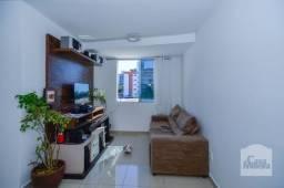 Apartamento à venda com 1 dormitórios em Castelo, Belo horizonte cod:316041