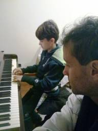 Professor de teclado/ piano