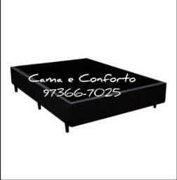 Base Box Casal $249,90!!! Entrega Grátis!!!
