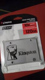 SSD 120GB Kingston A400 10x