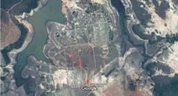 Terreno 1573 m2 plano condomínio vitória porto mangaba em abaeté represa três marias