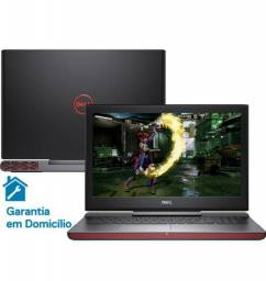 (Novo) Notebook Gamer Dell I7 + 8GB + 1050TI 4GB