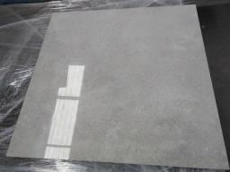 Porcelanato polido esmaltado