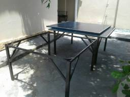 Mesa tênis de mesa (ping pong )