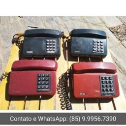 R$50 tudo Somente para decoração Telefone antigo