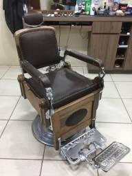 Cadeira Ferrante (hidráulica e reclinável)